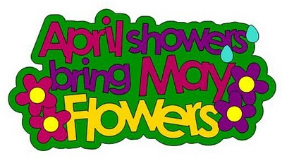 May Flowers Clip Art